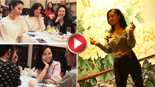 亚洲女人和外国男人约会