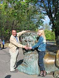 dnepropetrovsk单bepaly亚洲国际人旅游