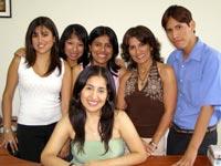 秘鲁工作人员